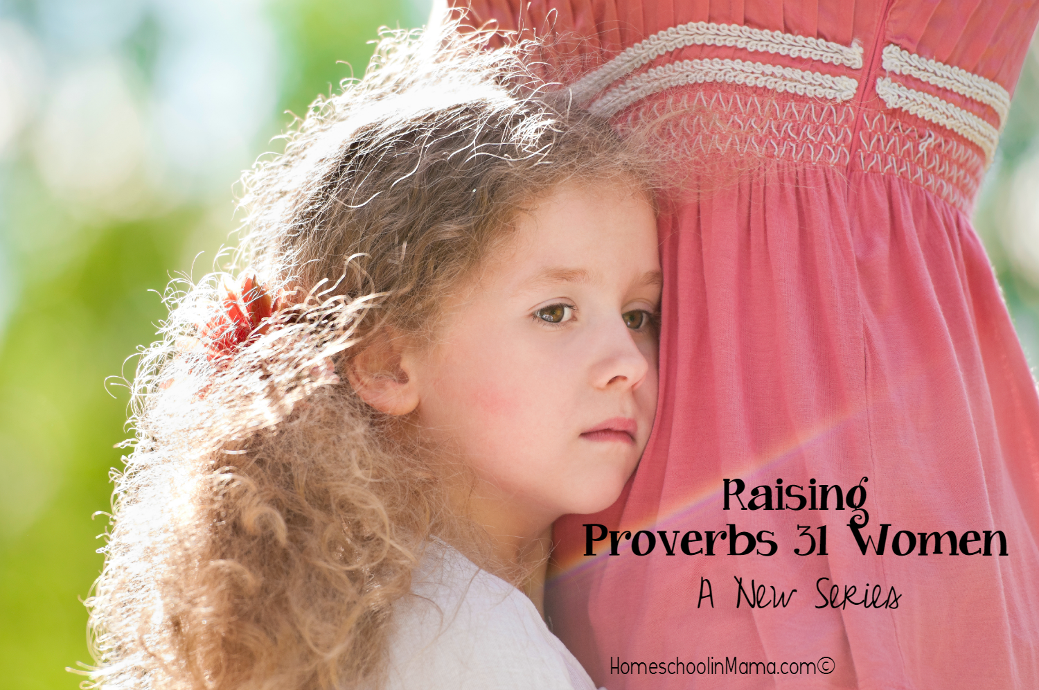 Raising Proverbs 31 Women - A New Series