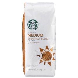 Starbucks - Medium Breakfast Blend Coffee Beans