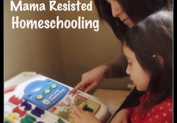 Why a Homeschooled Mama Resisted Homeschooling