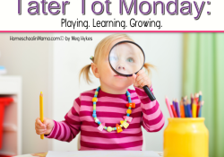 Tater Tot Monday – Letter Cc & Dd Learning Pack