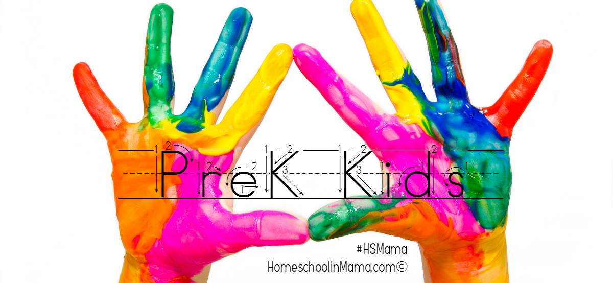 PreK Kids - Fun learning packs for your littles!