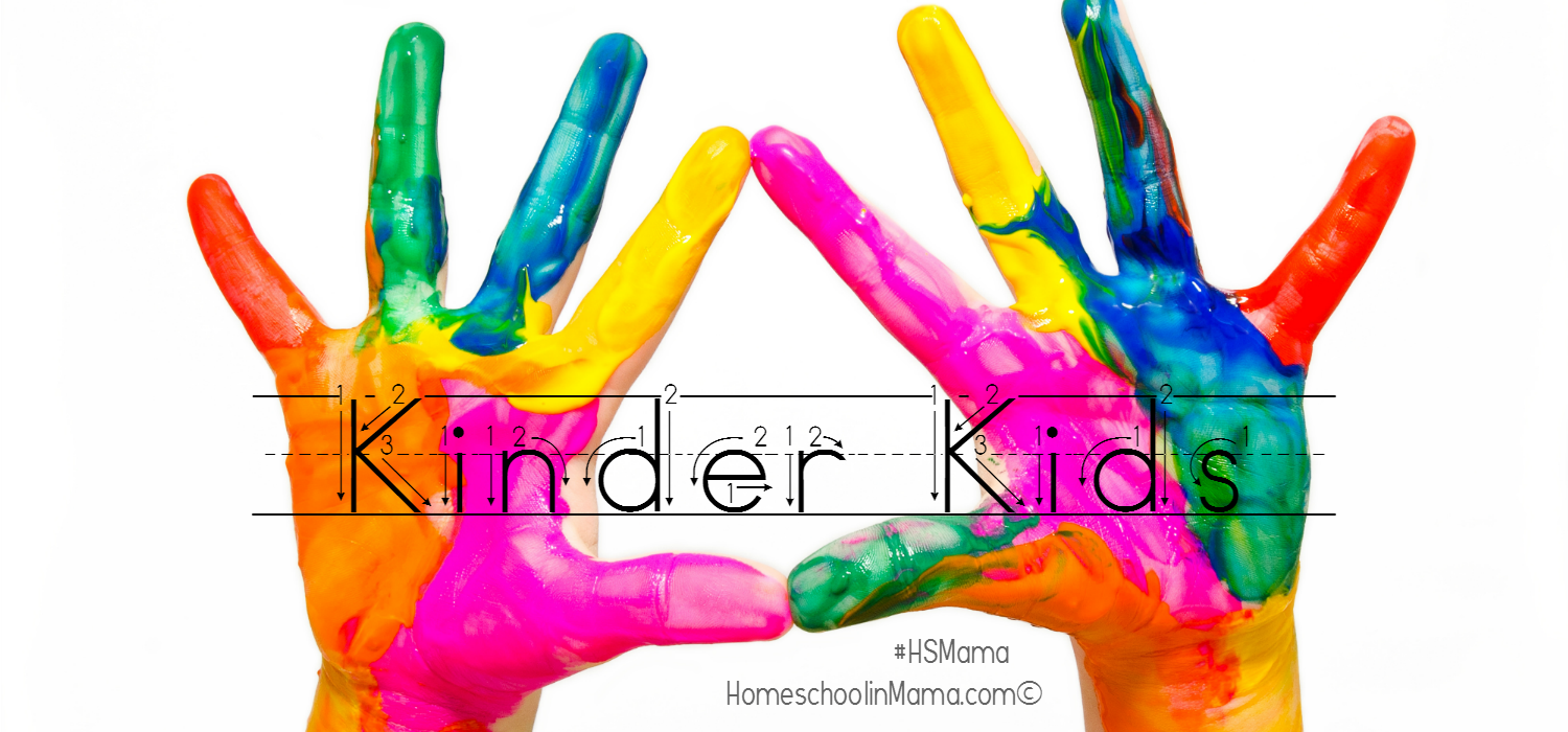 Kinder Kids – My Daily Notebook
