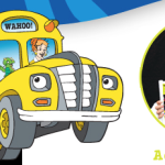 Magic School Bus Is Coming To YOUR Home!