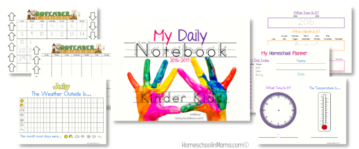 HM-KK Daily Notebook 2016-2017