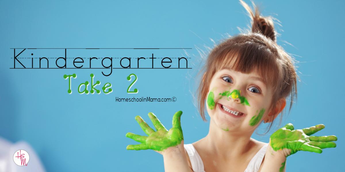 Kindergarten Take 2
